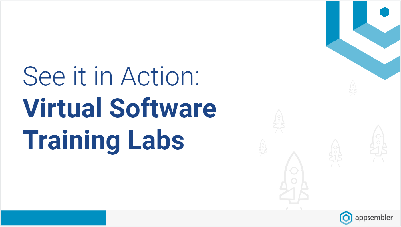 See It In Action - Virtual Software Training Labs